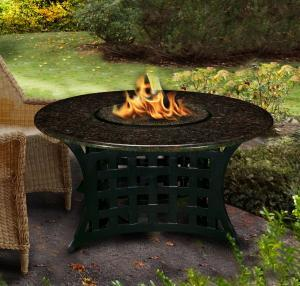 little fire table