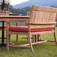 teak deck furniture aspen