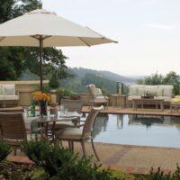 pool furniture aspen