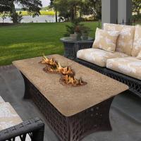 fire table basalt