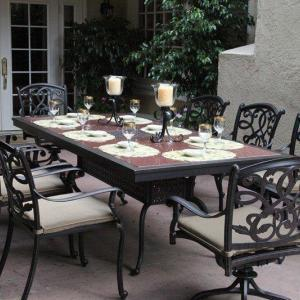Patio Furniture Basalt