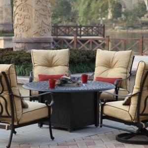 Darlee Patio Furniture Basalt