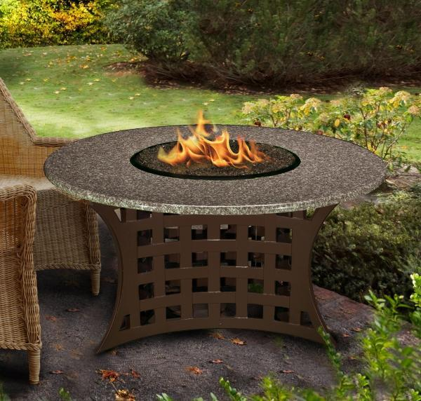 small fire pit