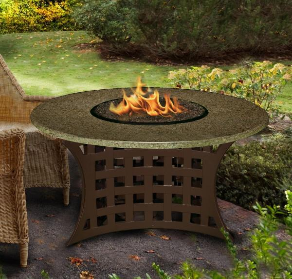 short fire table