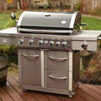 outdoor grills aspen